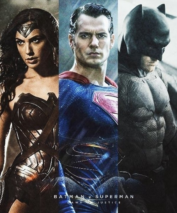 Batman vs Superman: Úsvit spravedlnosti