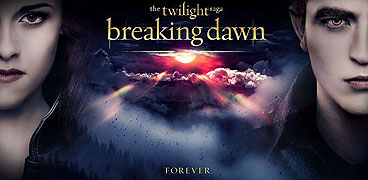 Twilight sága: Rozbřesk – 2. část má nový trailer