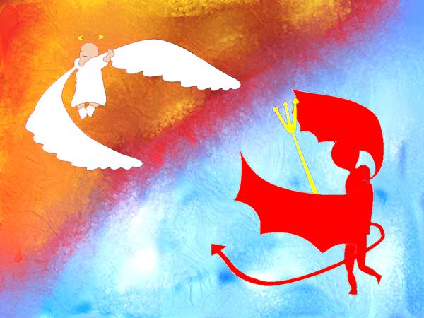 Anděl nebo ďábel – část 3