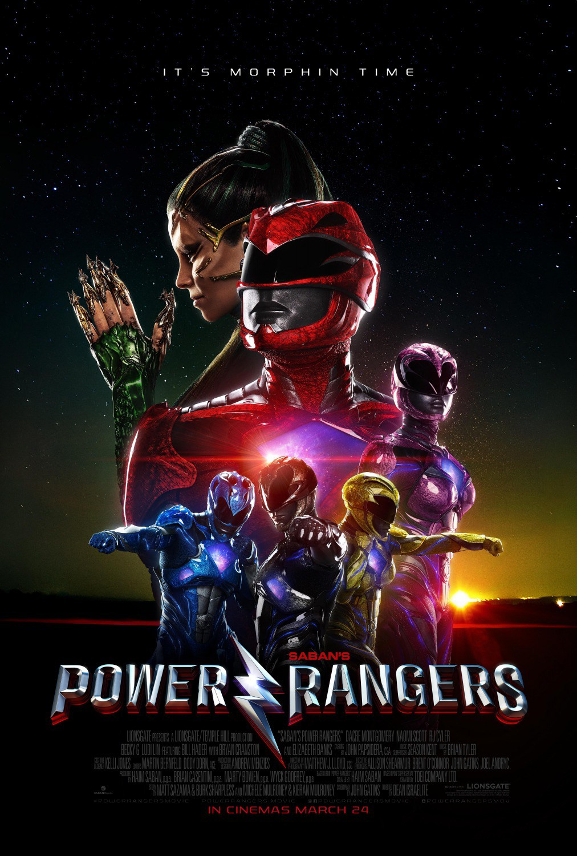 Power Rangers: Strážci vesmíru – recenze