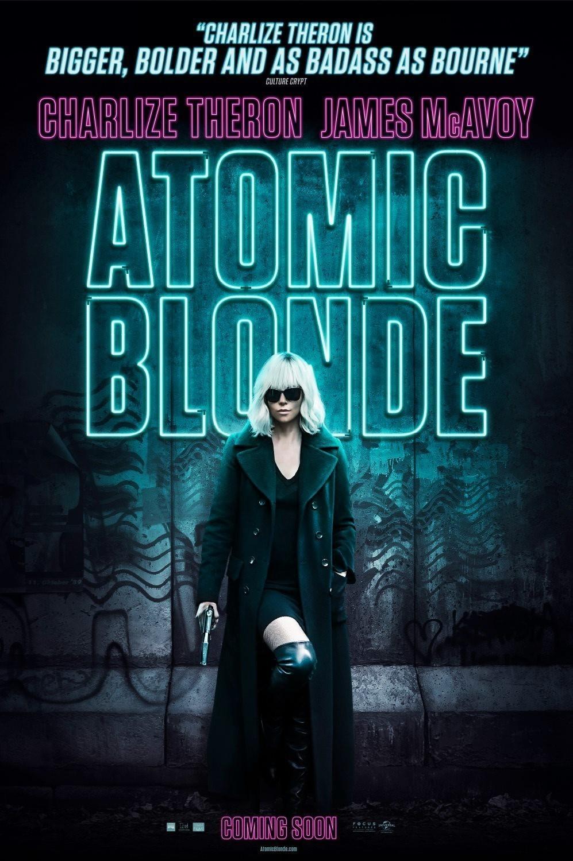 Atomic Blonde: Bez lítosti – recenze