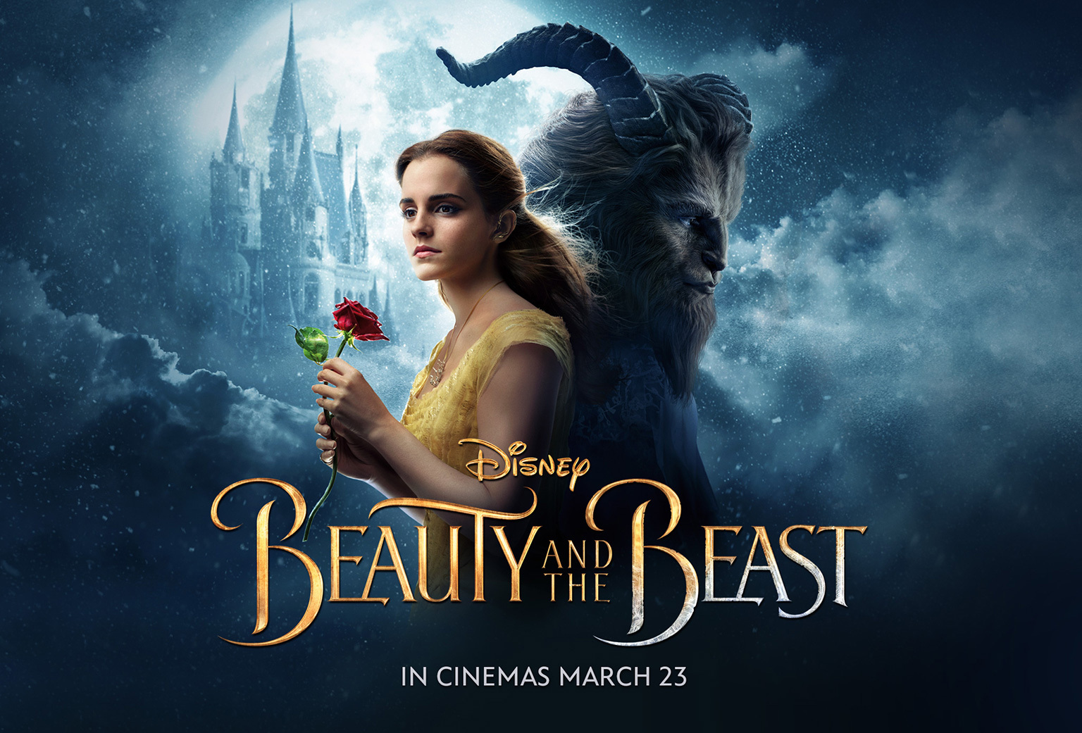 Kráska a zvíře –  Beauty and the Beast