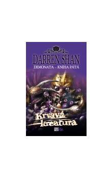 Krvavá kreatura (Darren Shan) – recenze