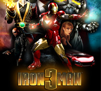 Trailer k novému Iron Man 3
