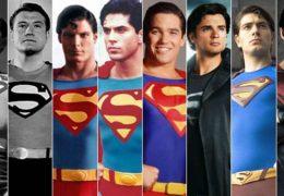 Nejlepší z hrozných – Superman a jeho představitelé